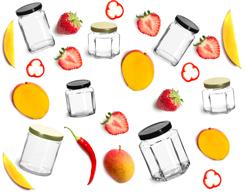 Jam and Jelly Jars