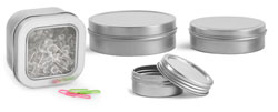 Metal Tins Promo