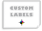 4 x 3 Rectangular Labels