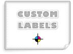 4 x 3 Rectangular Labels