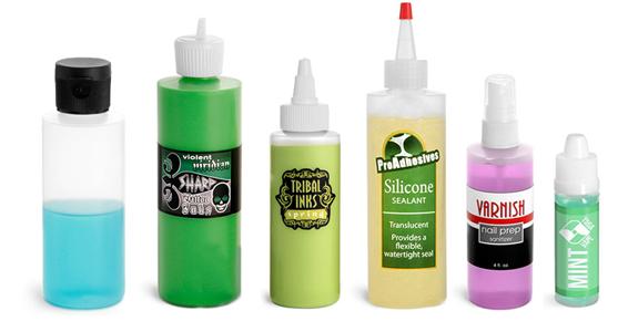 LDPE Cylinder Bottles