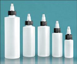 LDPE Plastic Bottles