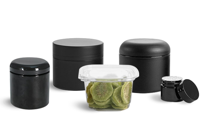 PIR & PCR Plastic Containers for Sustainable Packaging