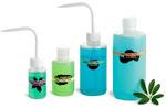 Natural Plastic Plant Nutrient Bottles