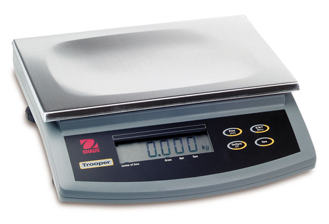 Digital Scale, Trooper Compact Bench Scale
