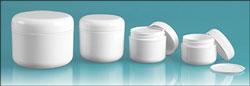PP Plastic Jars