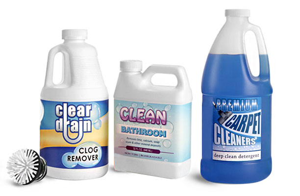 Product Spotlight - Child Resistant Packaging for Chemicals & Cleaners