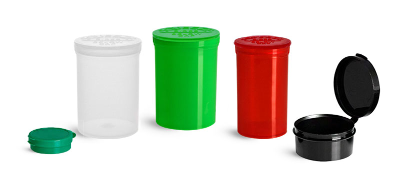 Product Spotlight - Hinge Top Containers