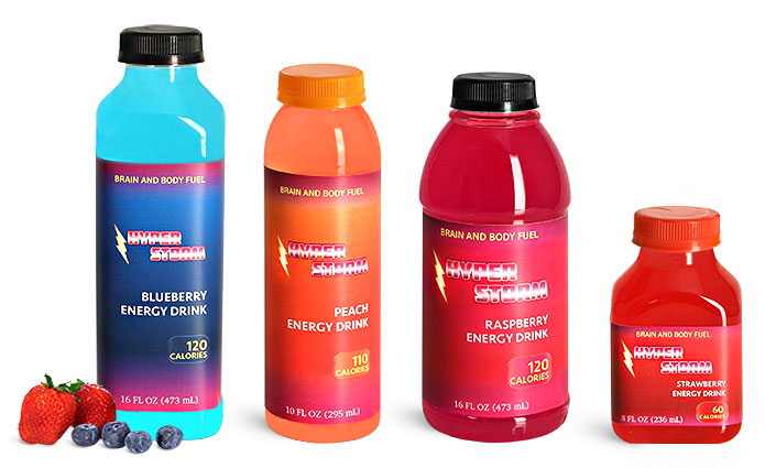 Product Spotlight - Clear Plastic Beverage Bottles