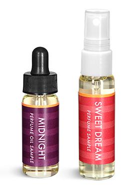Perfume Sample Vials