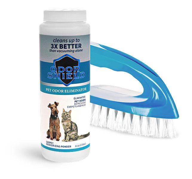 Pet Carpet Deodorizer Bottles
