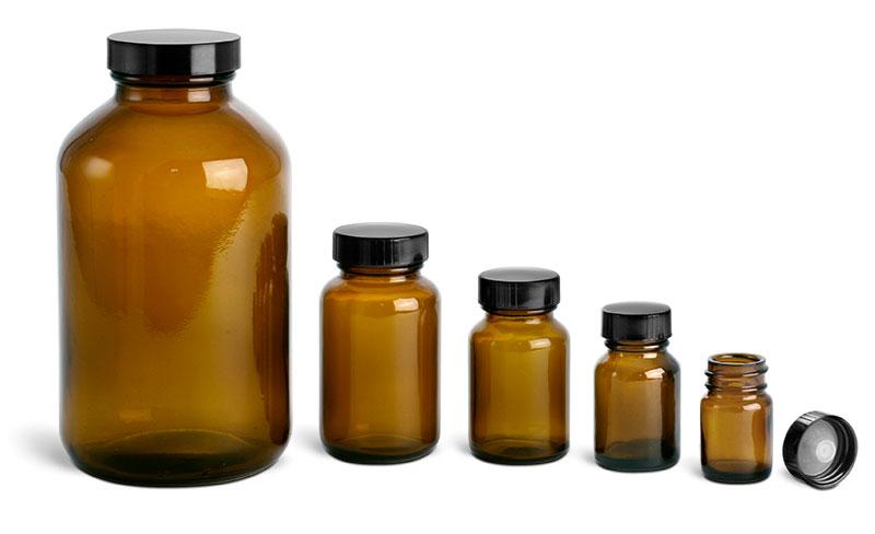 Product Spotlight - Pharmaceutical Round Bottles