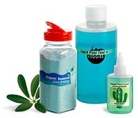 Plant Food Bottles