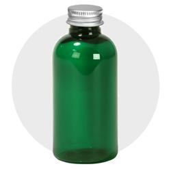 Plastic Sample Size Bottles