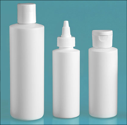 Plastic Cylinders for Hair Care Packaging
