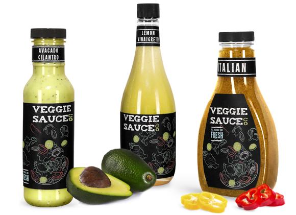Plastic Salad Dressing Bottles