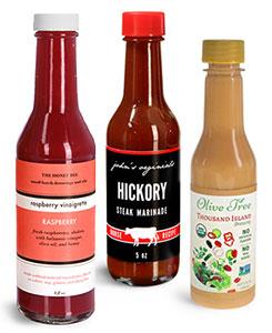 Woozy Bottles for Food Packaging