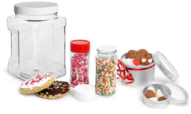 Product Spotlight - Spice Containers