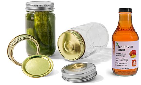 Product Spotlight - Plastisol Lined Caps