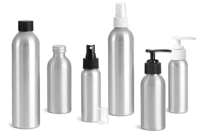 Product Spotlight - Aluminum Bottles