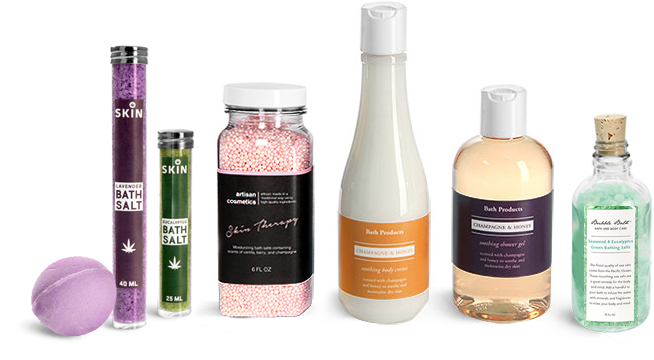 Product Spotlight - Bath Product Packaging