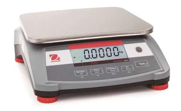 Digital Scale, Ranger 3000™ Compact Bench Scale