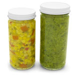 Relish Canning Jars