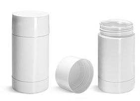 SKS Bottle & Packaging - Product Spotlight - Plastic Deodorant Tubes