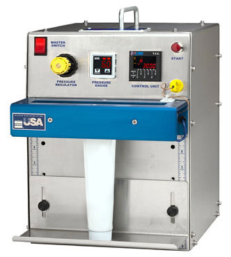 Packaging Equipment, Single Digital Tube Sealers w/ Temperature Control