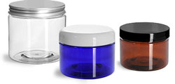 PET Straight Sided Jars Promo