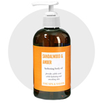 Massage Bottles, Jars & Tins