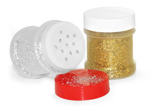 Plastic Sifter Jars To Organize Your Hobby and Craft Supplies