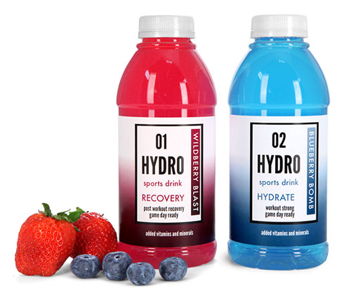 Sports Drink Beverage Bottles