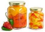 Pepper Pickling Jars