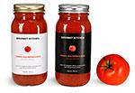 Tomato Sauce Jars