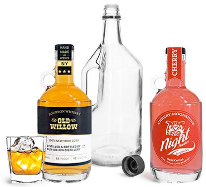 Top 5 Glass Liquor Bottles