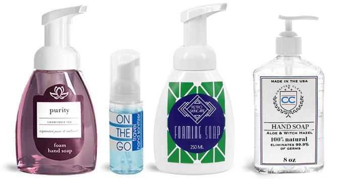 Top 5 Hand Soap Bottles