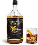 Glass Whiskey Bottles