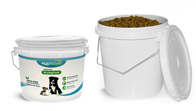 Tubs & Pails To Organize Your Kitchen