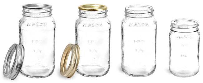 Product Spotlight - Mason Jars