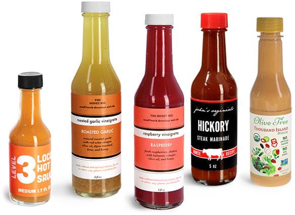 Product Spotlight - Glass & Plastic Woozy Bottles
