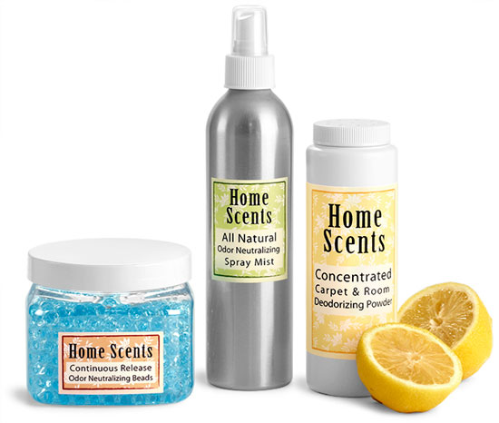 Home Air Freshener Containers