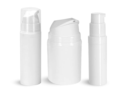 Skincare Airless Pump Bottles