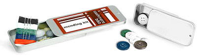 Slide Top Metal Tins