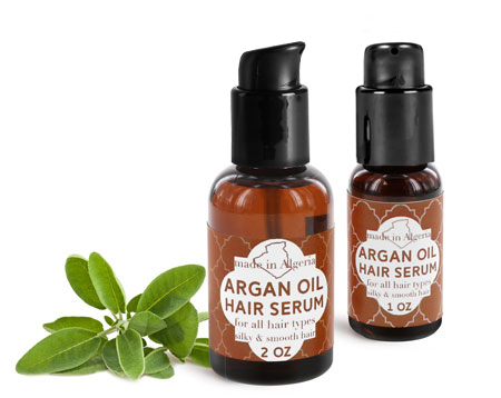 Hair Product Containers, Hair Serum Bottles