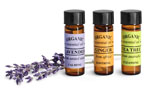 Aromatherapy Amber Glass Vials