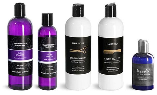 Bath & Body Care Bottles