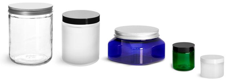 Bath & Body Care Jars