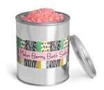 Round Metal Paint Cans
