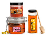Plastic Honey Jars & Bottles